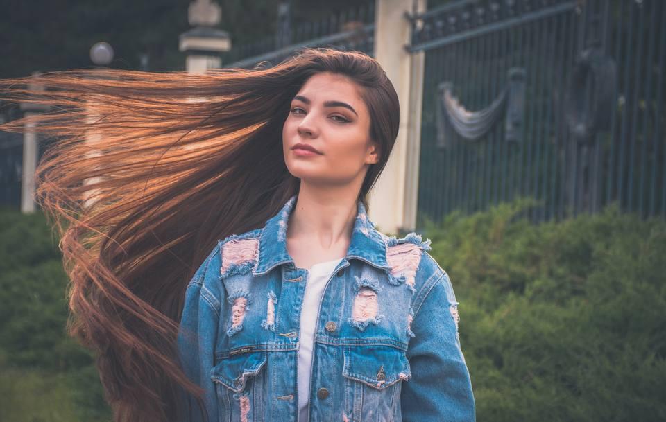 Melindungi rambut