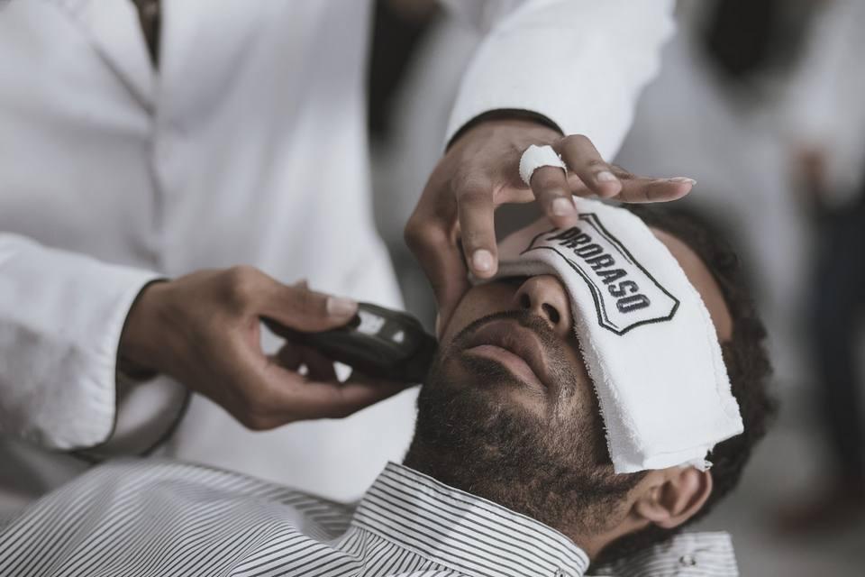 Perawatan setelah memotong rambut