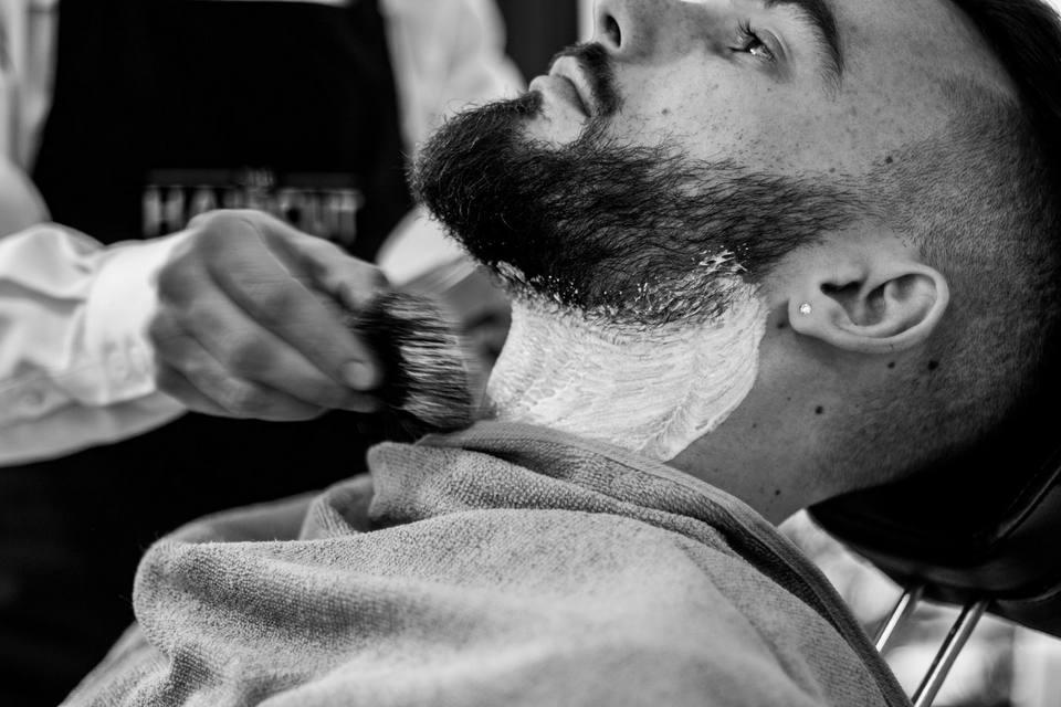 Perhatikan penggunaan sampo di salon atau barbershop